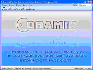 DraminRMPsystemMaloprodaja